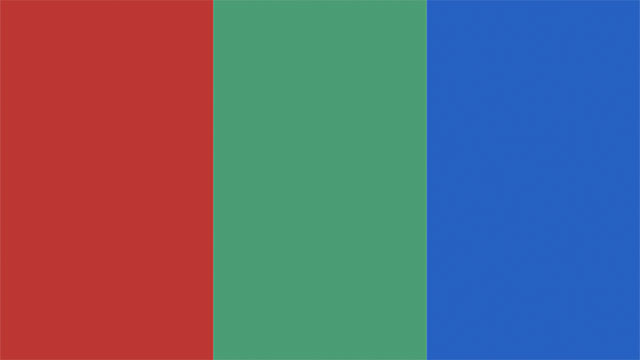 Developed by an engineer at NASA, Mars has a flag (the red represents Mars as it is now while the green and blue show a possible progression to becoming a habitable planet in the future, should humanity ever decide to terraform it)