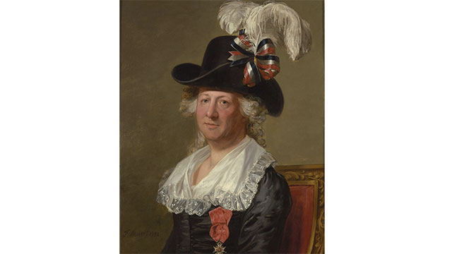 Chevalier d'Eon was a French spy during the Seven Years War. With androgynous physical traits, d'Eon sometimes presented as a woman and sometimes as a man. After d'Eon's death it was determined by doctor's that d'Eon was biologically male.