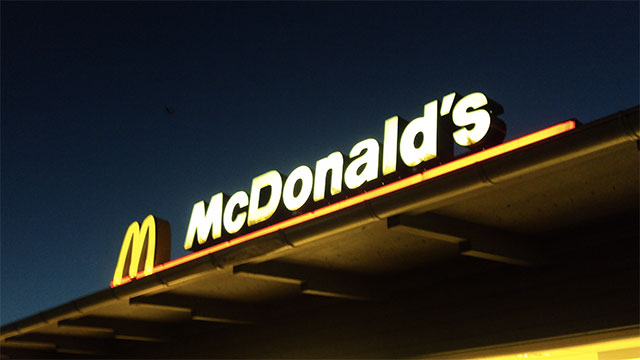 There is a McDonalds in Sydney, Australia that plays classical music at night to keep teenagers away