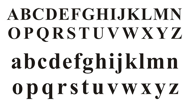 In 1931 the Times of London came up with the Times New Roman typeface when they were accused of using ugly and dated fonts