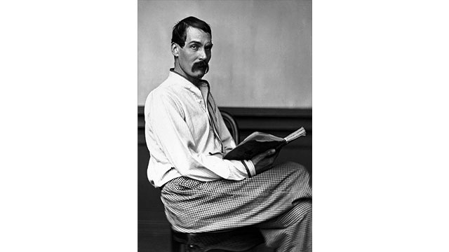 Richard Francis Burton was an English explorer who spoke more than 40 languages. He once snuck into Mecca in disguise and translated the Kama Sutra into English.