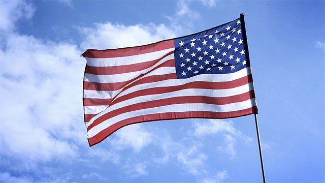 The current US flag was designed by a 17 year old for a school project. The teacher gave him a B-. Apparently the rest of the country disagreed!
