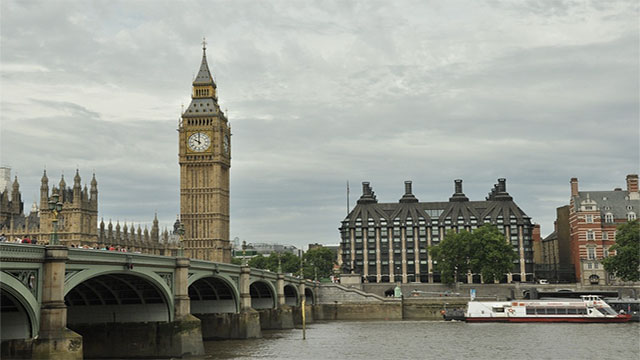 Contrary to popular belief, Big Ben isn't a tower. The bell inside the tower is called Big Ben. The tower itself is actually called The Elizabeth Tower