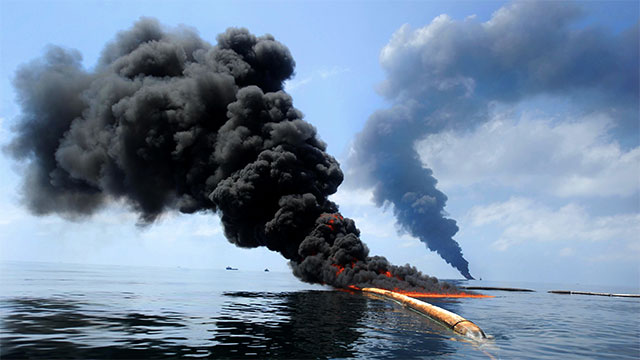 In the past 25 years there have been nearly two dozen oil spills in the US alone