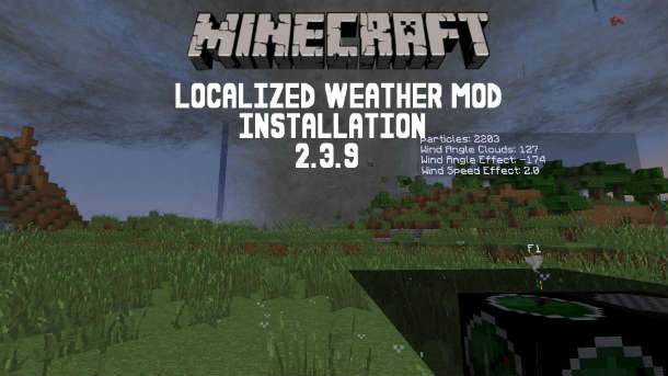 Weather Wands mod