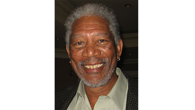 Morgan Freeman didn't appear in a movie until he was 34 and didn't get a big role until he was 52