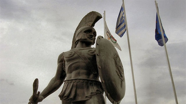 King Leonidas was 60 years old when he fought Xerxes