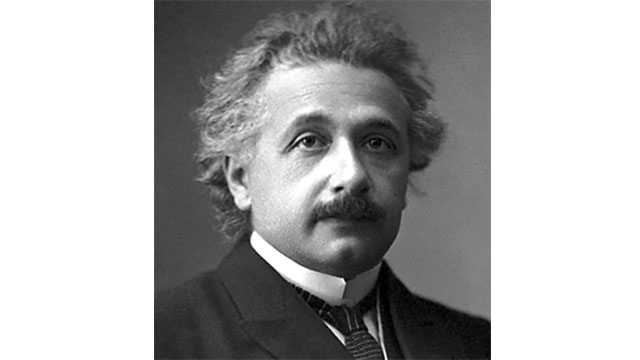 Albert Einstein was once offered the presidency of Israel but politely declined