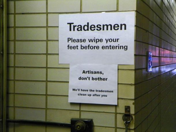 funny vandalized signs