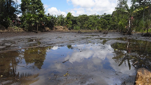 An oil pipeline in Ecuador has leaked more oil into the Amazon rainforest than the Exxon Valdez oil spill leaked into the water around Alaska
