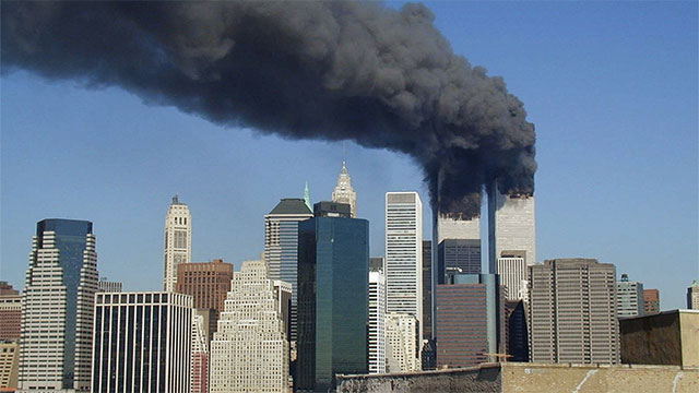 There was only one plane allowed to fly in the US on 9/11 after the attacks. It was a flight from California to Florida that was carrying anti-venom for a man that was bitten by a venomous snake. The plane was accompanied by two fighter jets.