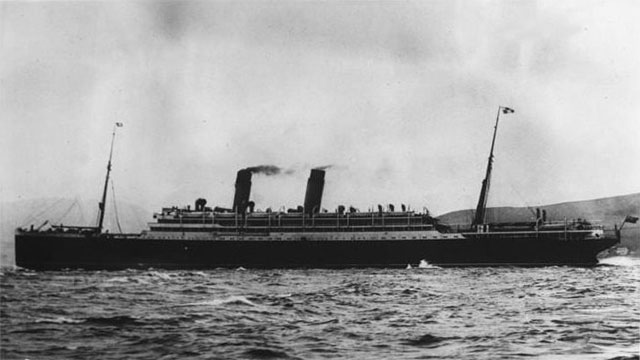 A cat named Emmy lived aboard the RMS Empress of Ireland and she never missed a voyage. On May 28,1914, however, she refused to board. The ship left without her and then sank the following day.