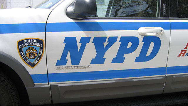 The NYPD (New York Police Department) has officers stationed in London