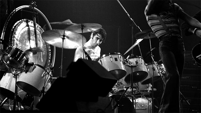 The organizers of the 2012 London Olympics wanted Keith Moon to be one of the acts. They realized only later that he had already been dead for more than 3 decades