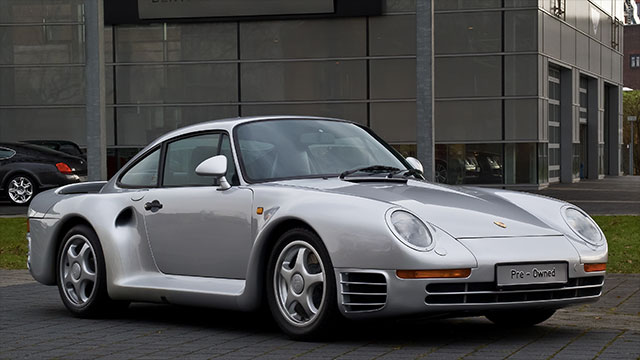 Bill Gates had a Porsche 959 supercar imported before they were legal in the US. It was impounded for over a decade before the law changed