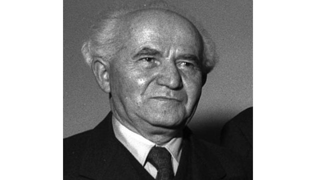 David Ben-Gurion, the founder and first prime minister of Israel, was an athiest
