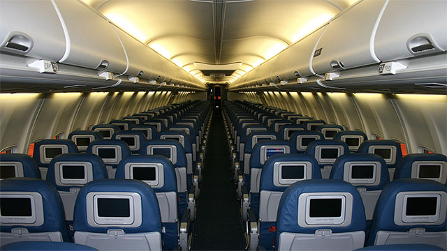 Popular Mechanics did a study on every commercial plane crash since 1971 and found that the farther back you sit, the better your chances of survival in a crash.
