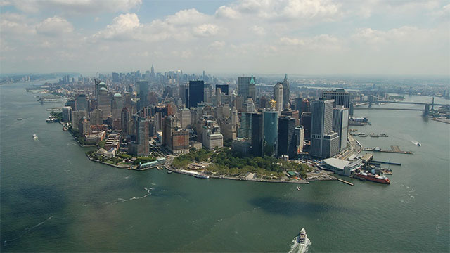 Today, Manhattan real estate is among the most expensive in the world. The value of the entire island exceeds $3 trillion