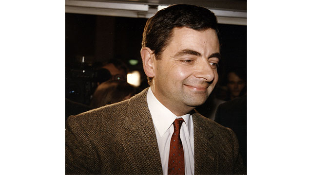 In 2001, Rowan Atkinson (Mr Bean) was in a plane with his family when the pilot passed out. Rowan took the controls and slapped the pilot until the pilot woke up.
