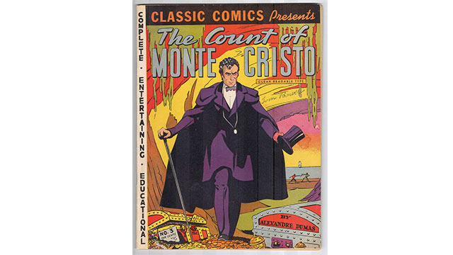 The Count of Monte Cristo was supposedly based on the true story of Pierre Picaud who was framed, arrested, given the location of a hidden treasure, and then following his release he returned to Paris as a wealthy and anonymous man to reap revenge on his framers