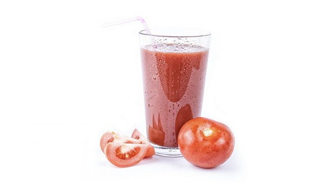 Lufthansa researchers found that tomato juice is more popular on airplanes than it is in airports because changes in cabin pressure affect the way we perceive things...including tastes