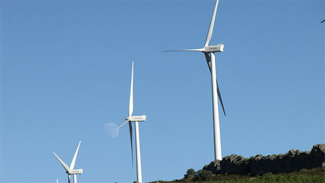 On October 28 2013, wind generated 122% of Denmark's power needs
