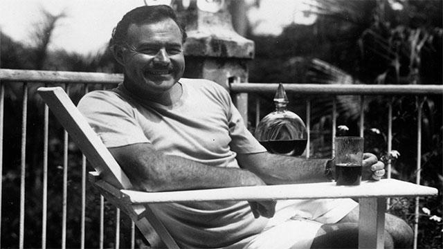 In 1954, Ernest Hemingway survived a plane crash...and then survived another one the next day