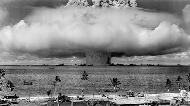 In the past 60 years there have been over 2,000 nuclear test explosions. Only one of them came from an unknown nationality.