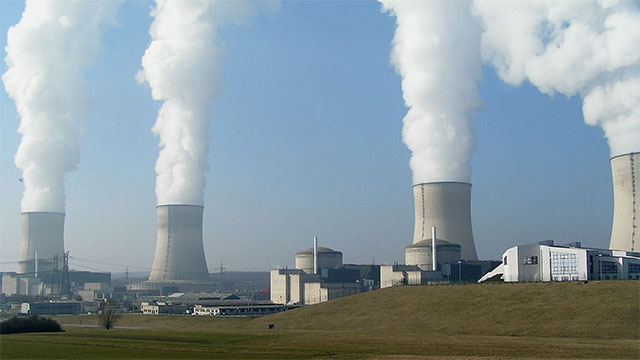 Nuclear energy today produces less CO2 than solar and geothermal energy. Only wind and water energy are cleaner.