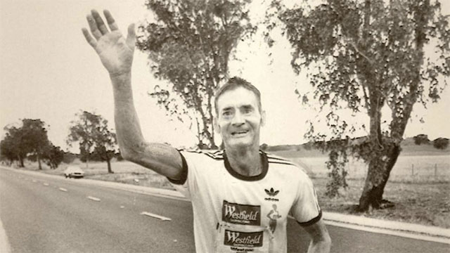Cliff Young was a 61 year old who won Australia's 544 mile Sydney-Melbourne endurance race because he ran straight through the night while the other athletes slept