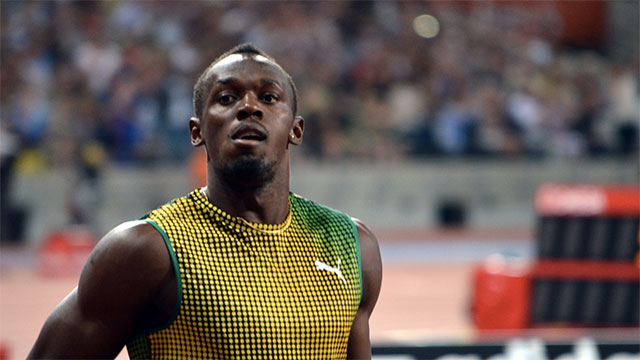 Before the Beijing Olympics Usain Bolt ate 100 chicken nuggets every single day for over a week. He then won three gold medals!