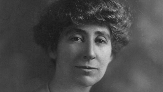 """After the bombing of Pearl Harbor, only one member of Congress (out of 470) voted against the war. It was Jeannette Rankin, the first female member of Congress. She said that """"as a woman I can't go to war and I refuse to send anyone else"""""""