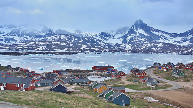 Greenland has been unable to join FIFA because it is unable to grow enough grass for regulation grass pitches