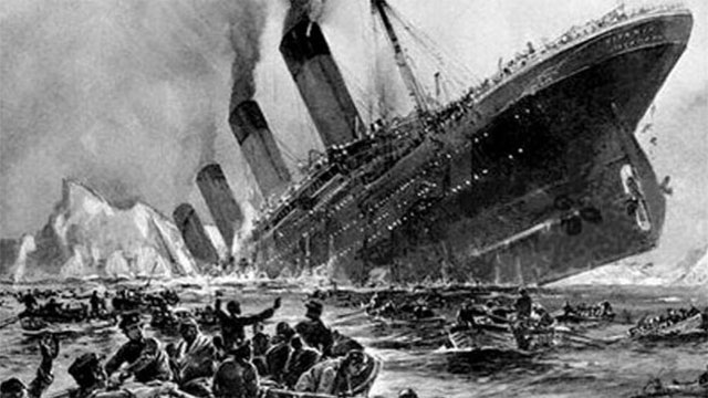 None of the Titanic's engineers escaped. They all went down with the ship because they were busy keeping the power on for others