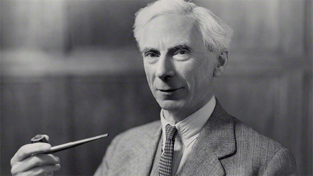 """When a domestic flight crashed in Norway in 1948 with philosopher Bertrand Russell onboard, Russell was among the survivors (all of whom sat in the smoking section). Prior to the flight Bertrand had allegedly quipped """"if I don't sit in the smoking section I will die"""""""
