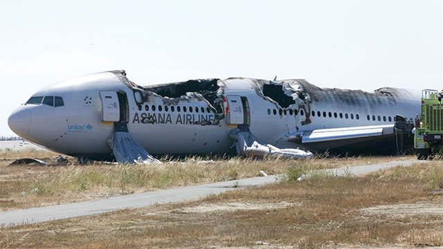 Even if a plane does crash, according to the National Transportation Safety Board an average of 76% of passengers survive (even among the worst crashes)