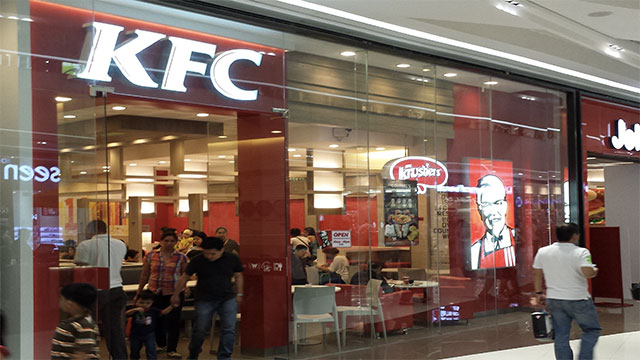 For some reason Japan is absolutely obsessed with eating KFC on Christmas. People even order their buckets months in advance