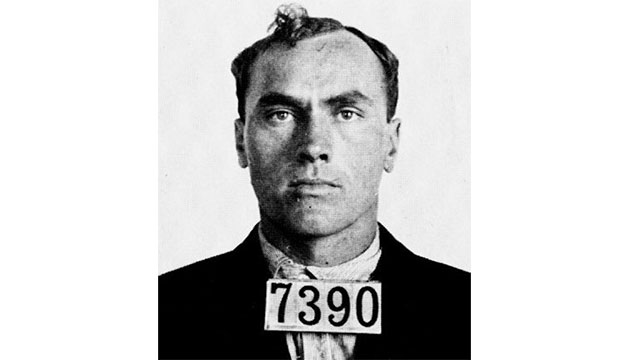 A .45 caliber handgun was stolen from President Taft by Carl Panzram and then used in several murders