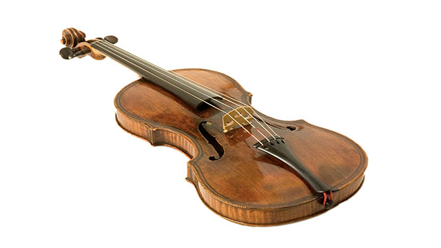 When Julian Altman died, he told his wife that the violin he had been playing for almost his whole life was actually a stolen Stradivarius violin that had been made in 1713.