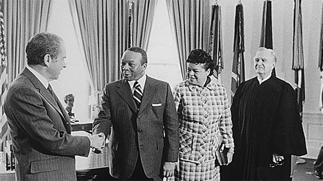 When Walter Washington became the first Mayor of Washington DC, he also became the first African American mayor of any major city in the US.