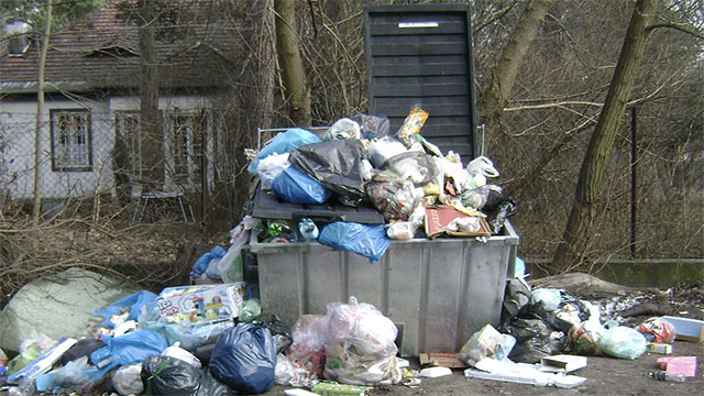 Sweden is so good at recycling that it has to ask Norway for trash in order to keep their waste-to-power running