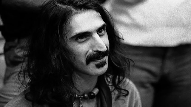 """In 1985, when Frank Zappa testified before Congress to protest the censorship of rock lyrics, he famously told Congress """"they were treating dandruff by decapitation"""""""