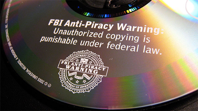If you bought or rented a DVD recently you had to sat through an anti-piracy ad. It recently emerged that the music on the ad was actually pirated (Melchior Reitveldt vs Buma/Stemra music)