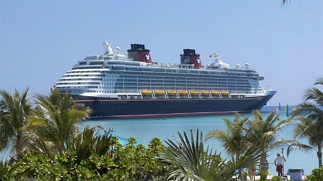 Many cruise ships don't have a 13th deck