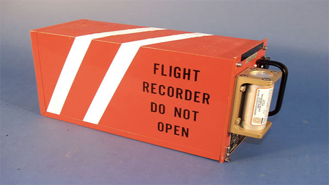 Blackboxes on airplanes are designed to withstand insane conditions. In spite of insane water pressure, the box of Air France 447 was recovered from 3 miles underwater after 2 years and the investigators could still recover the data