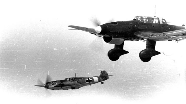 During World War II, Franz Stigler, a German pilot, refused to shoot down a damaged Allied bomber. Instead, he escorted it back to the English Channel and saluted the American pilot. Following the war, the two pilots later developed a lasting friendship