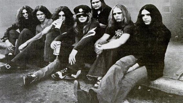 In 1977, when the band Lynyrd Skynyrd crashed in Mississippi, Artimus Pyle, the drummer stumbled away to seek help although his band mates were all killed on impact. He came across a farmer who thought he was trespassing and shot Artemis through the shoulder. The farmer obviously felt bad after he realized what was actually going on