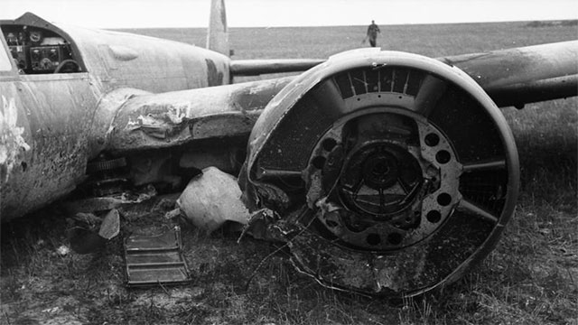 Alexey Maresyev was a Russian pilot who was shot down by Germans in 1942. He crawled back to friendly territory for nearly 20 days through the snow. In spite of the fact that his legs had to be amputated. He then went on to fly over 80 more combat missions