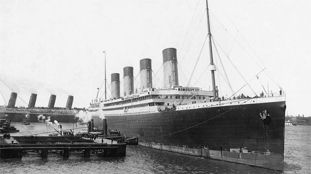 On older cruise liners, the fourth chimney was usually just used for show to give of an air of prestige