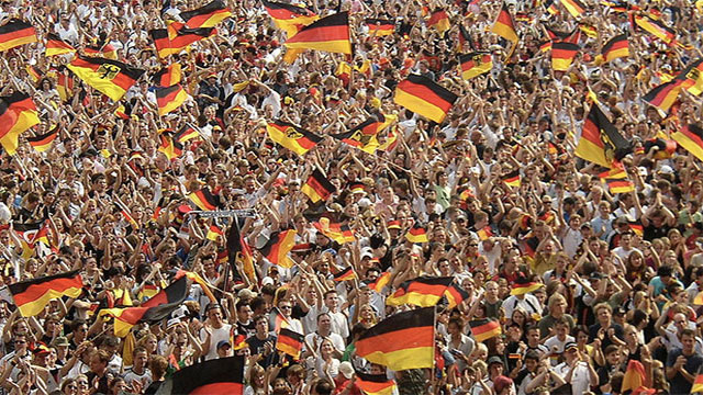 By hosting the 2006 World Cup Germany underwent a baby boom. 9 months later the birthrate was up by 30%.